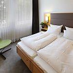 Hotelzimmer am See